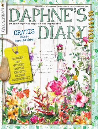 Daphne's Diary Deutsch 4-2019