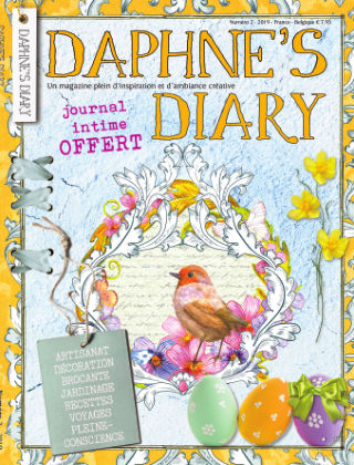 Daphne's Diary Francais 02-2019