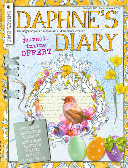 Daphne's Diary Francais April 04, 2019 00:00