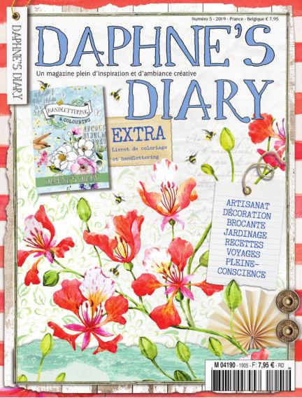 Daphne's Diary Francais July 16, 2019 00:00