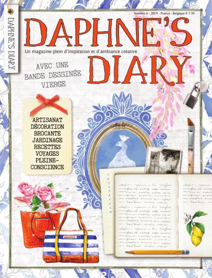 Daphne's Diary Francais August 27, 2019 00:00