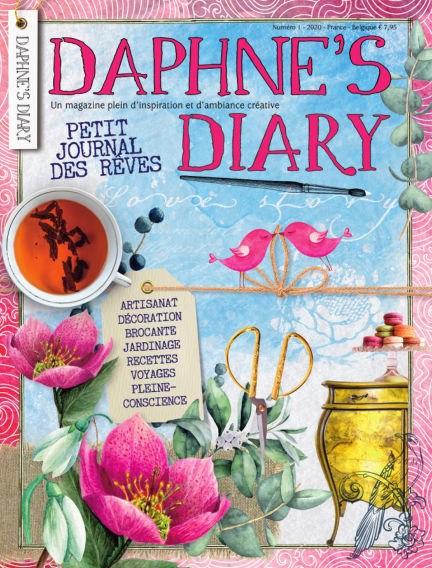 Daphne's Diary Francais February 26, 2020 00:00