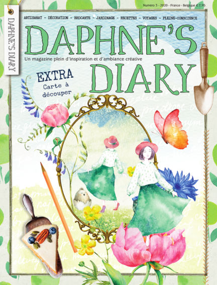 Daphne's Diary Francais April 14, 2020 00:00