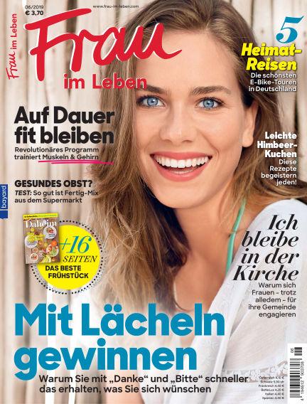 Frau im Leben May 15, 2019 00:00