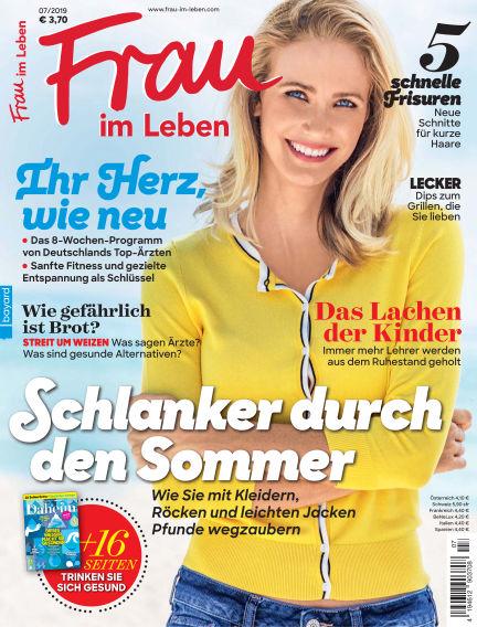 Frau im Leben June 12, 2019 00:00