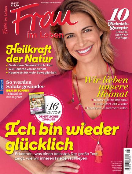 Frau im Leben July 10, 2019 00:00