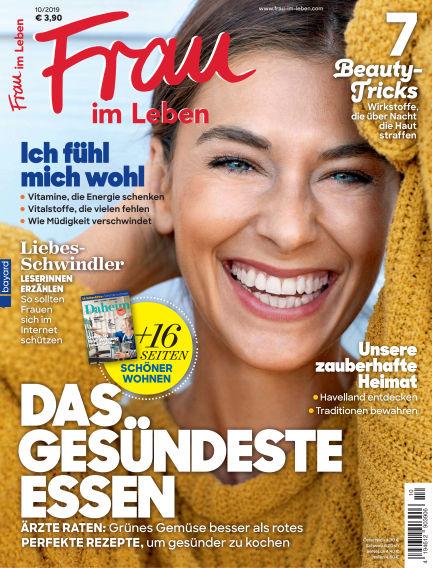 Frau im Leben October 05, 2019 00:00
