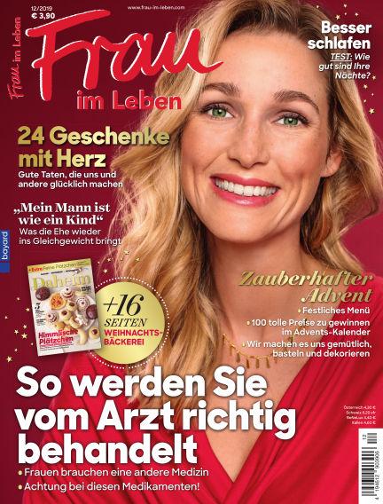 Frau im Leben November 13, 2019 00:00