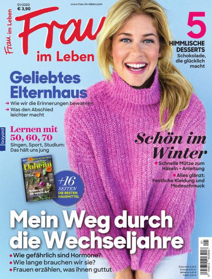 Frau im Leben December 11, 2019 00:00