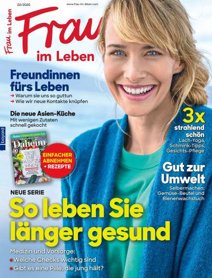Frau im Leben January 08, 2020 00:00