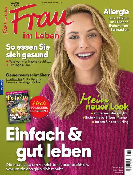 Frau im Leben February 05, 2020 00:00