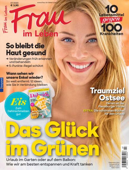 Frau im Leben June 03, 2020 00:00