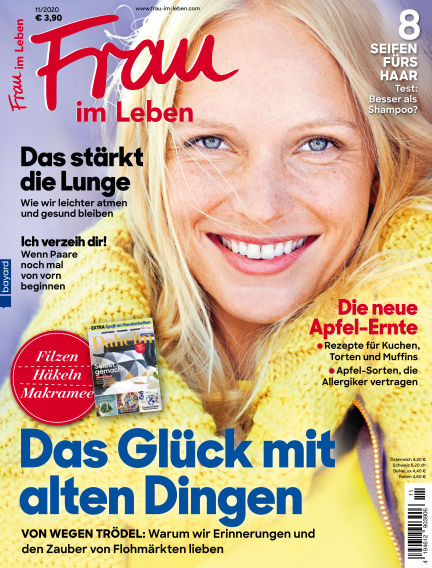 Frau im Leben October 07, 2020 00:00