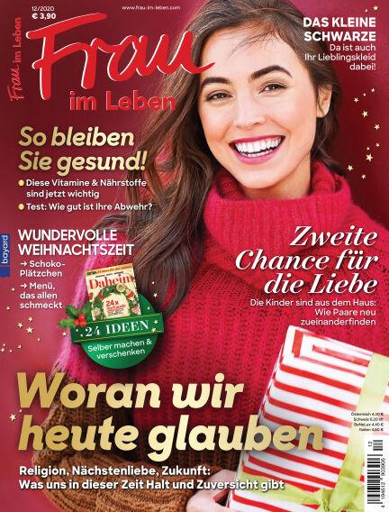 Frau im Leben November 04, 2020 00:00