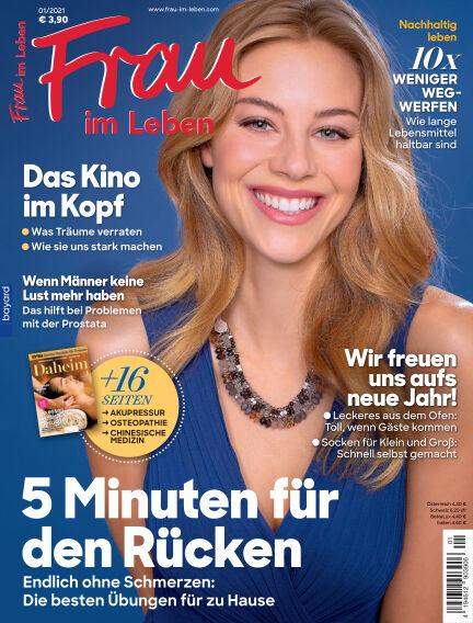 Frau im Leben December 09, 2020 00:00