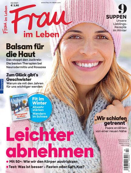 Frau im Leben January 06, 2021 00:00