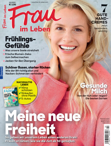 Frau im Leben February 03, 2021 00:00