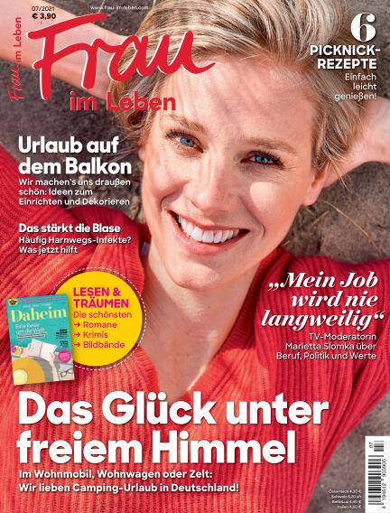 Frau im Leben June 02, 2021 00:00