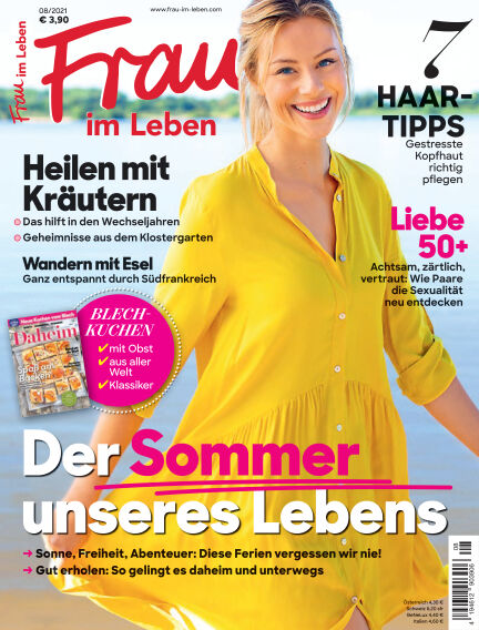 Frau im Leben July 07, 2021 00:00