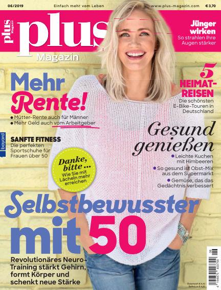 Plus Magazin May 15, 2019 00:00