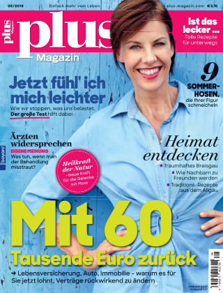 Plus Magazin 08/2019