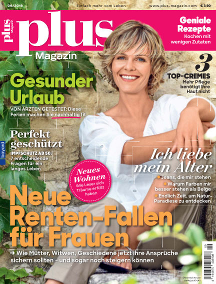 Plus Magazin August 14, 2019 00:00