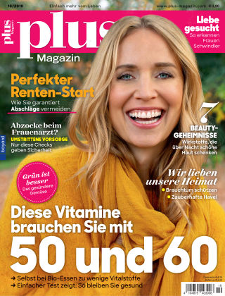 Plus Magazin 10/2019