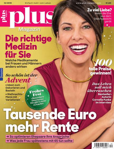 Plus Magazin November 13, 2019 00:00