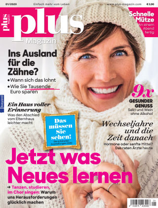 Plus Magazin 01/2020