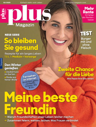 Plus Magazin 02/2020