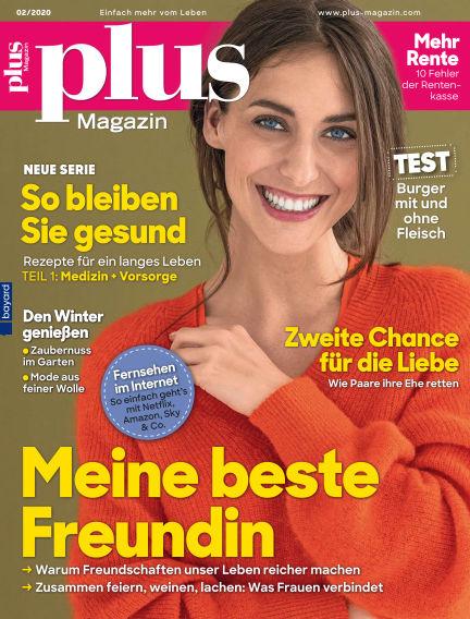 Plus Magazin January 08, 2020 00:00