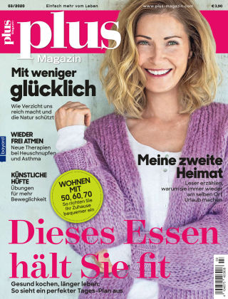Plus Magazin 03/2020