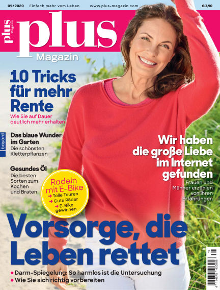 Plus Magazin April 01, 2020 00:00