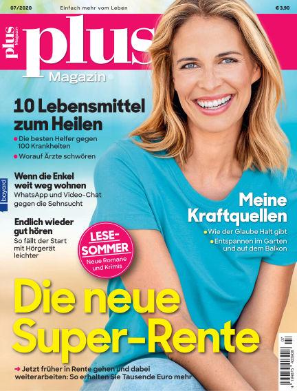 Plus Magazin June 03, 2020 00:00