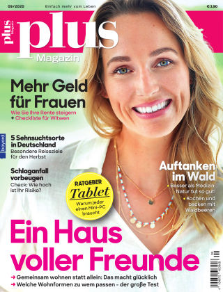 Plus Magazin 09/2020