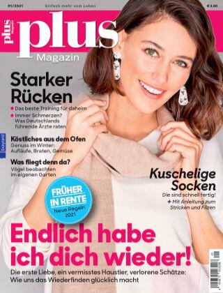 Plus Magazin 01/2021