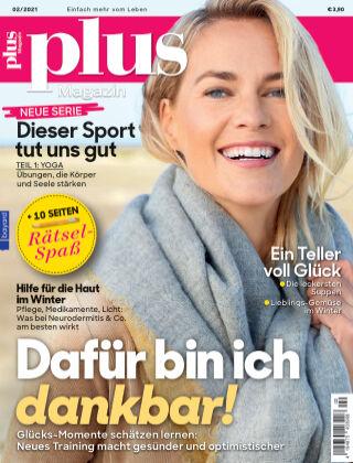 Plus Magazin 02/2021
