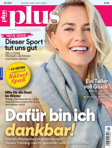 Plus Magazin January 06, 2021 00:00