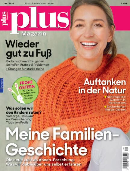 Plus Magazin March 03, 2021 00:00