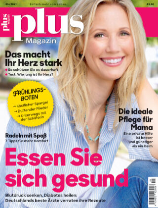 Plus Magazin 05/2021