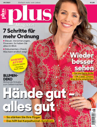 Plus Magazin 08/2021
