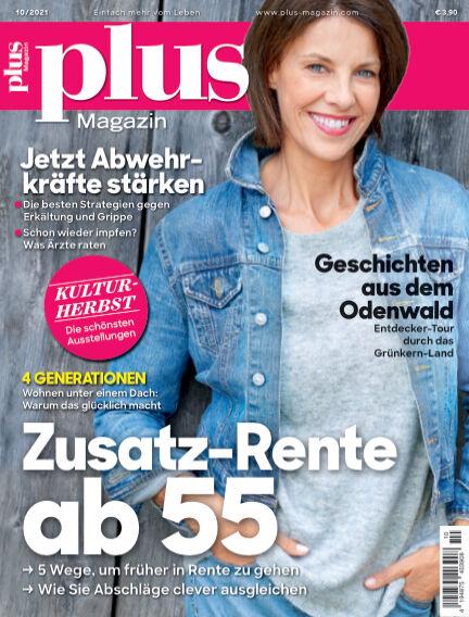 Plus Magazin September 01, 2021 00:00