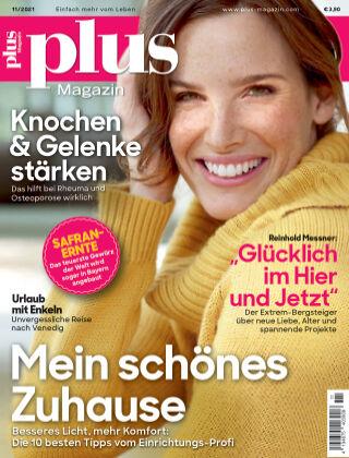 Plus Magazin 11/2021