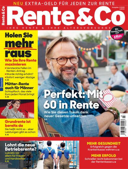 Rente & Co June 19, 2019 00:00