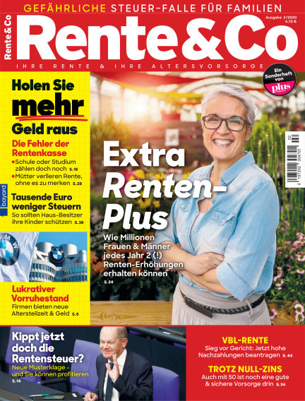 Rente & Co March 18, 2020 00:00