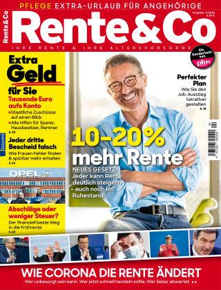 Rente & Co 04/2020
