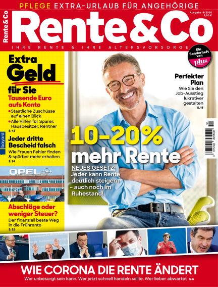 Rente & Co September 16, 2020 00:00