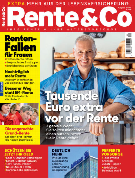 Rente & Co February 17, 2021 00:00