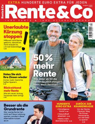 Rente & Co 04/2021