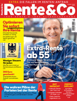 Rente & Co 05/2021